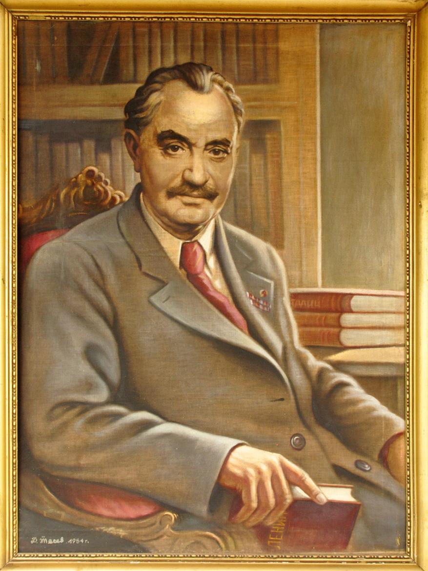 d4c11d87e553 GEORGI DIMITROV   General secretary of the Comintern